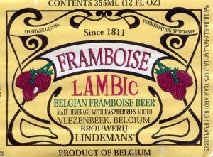 Lindeman's Framboise