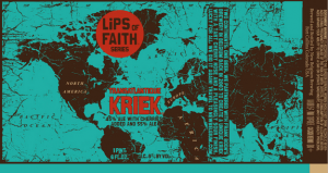 New Belgium Lips of Faith - Transatlantique Kriek
