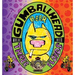 Three Floyd's Gumball Head