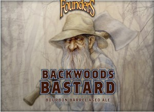 Founder's Backwoods Bastard